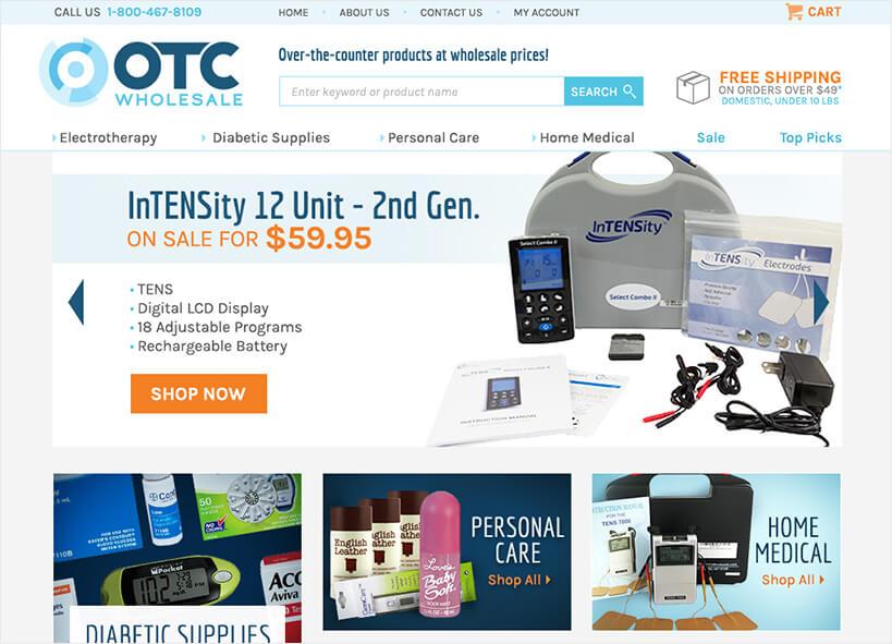OTC Wholesale