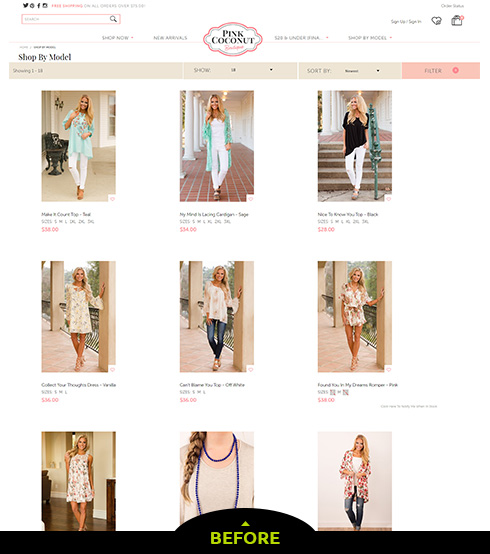 Shop By Model